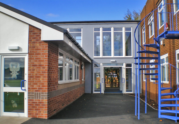 Paget High School Extensions