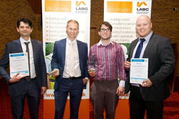Croft Architecture LABC Awards