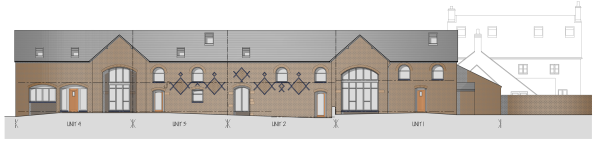 Moor Farm Front Elevation