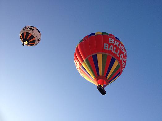 Bristol Balloon Fiesta Croft Architecture
