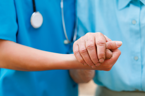 Supporting patients with dementia