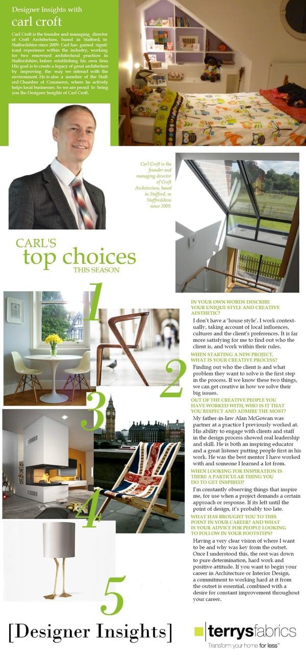 Designer Insights Carl Croft Croft Architecture