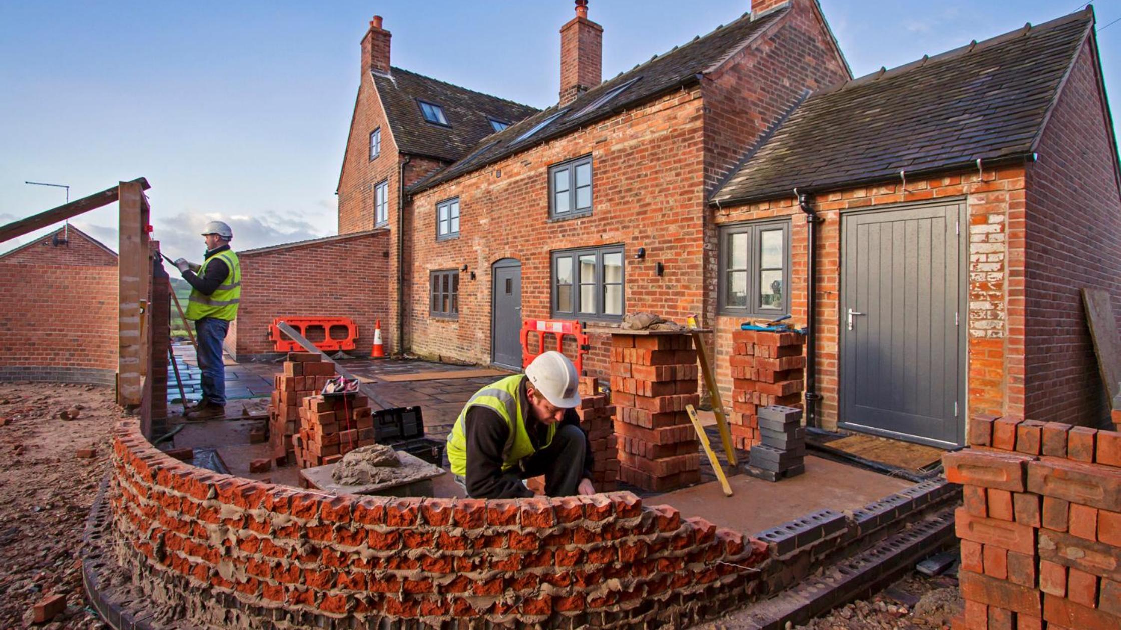 Croft Architecture Getting Britain Building
