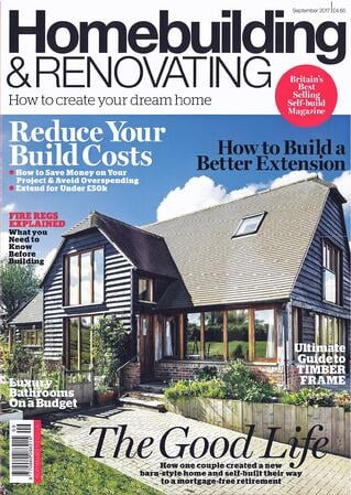 Homebuilding & Renovating Magazine Croft Architecture