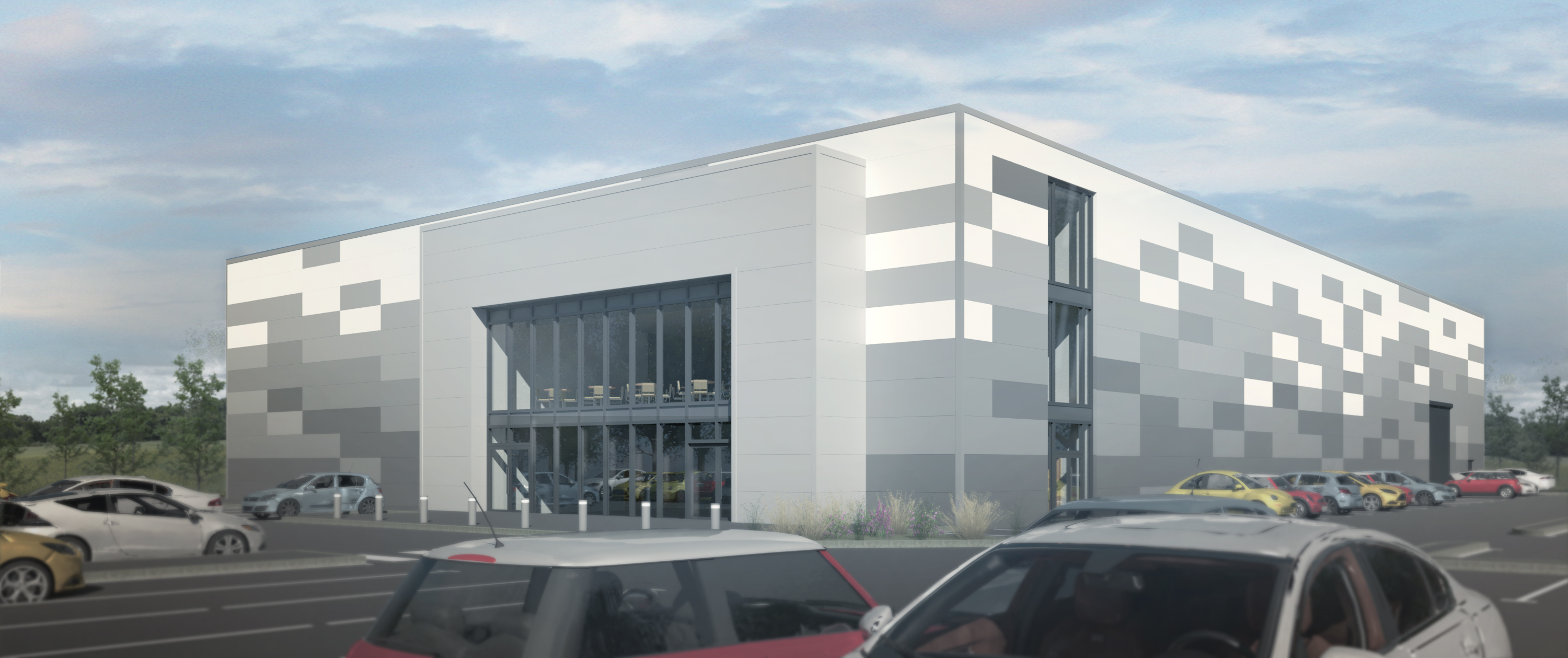 Croft Architecture secure planning permission for a new warehouse to support business growth in Staffordshire