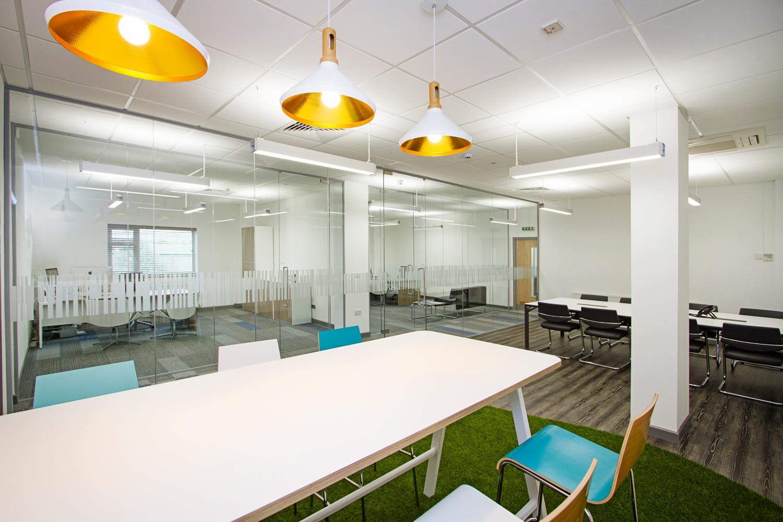 Croft Architecture office refurbishment and refit