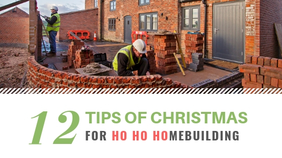 Croft Architecture's 12 Tips of Christmas for Ho Ho Homebuilding