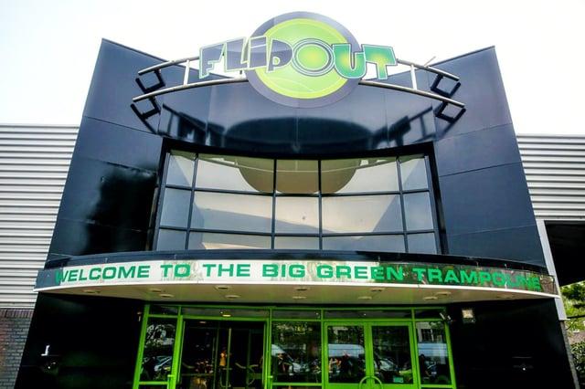 Flip Out WandsworthIndoor Trampoline Arena