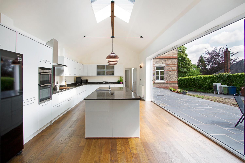 Contemporary New Home