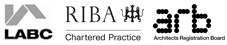 Croft Architecture LABC RIBA Chartered Practice arb Architects Registration Board