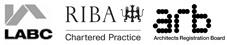 Croft Architecture LABC RIBA Chartered Practice arb Architects Registration Board