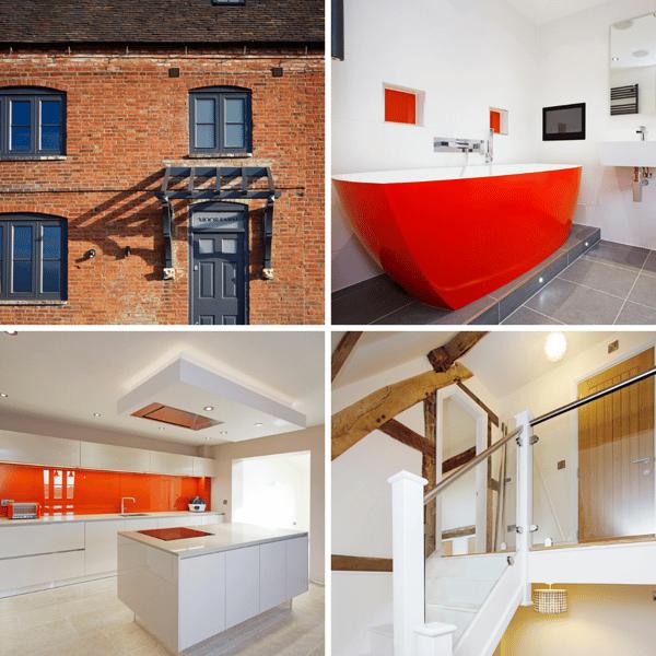 Croft Architecture Sensitively Restored Grade II Listed Farmhouse & Barns