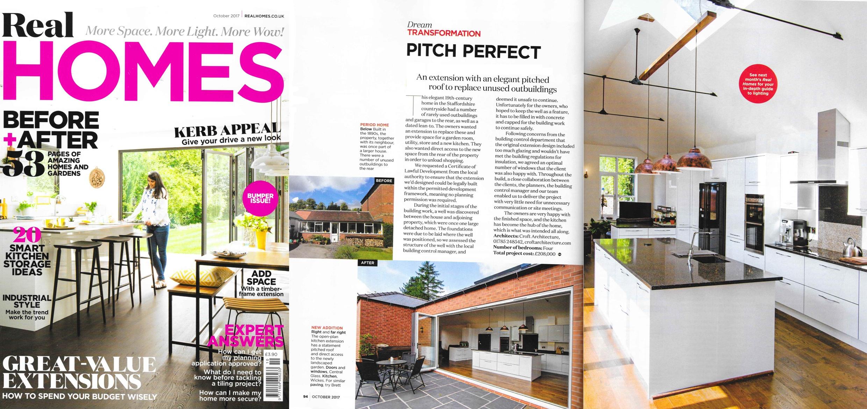 Real Homes Magazine Croft Architecture Ltd