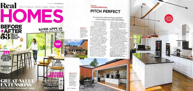 Real Homes Magazine Croft Architecture Ltd