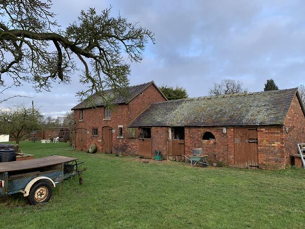 Croft Architecture Planning Success For A Barn Conversion