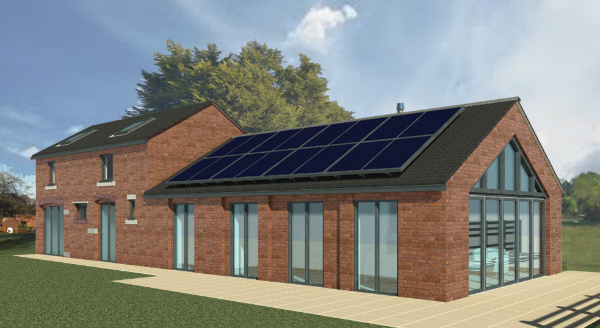 Croft Architecture Planning Permission for a barn conversion