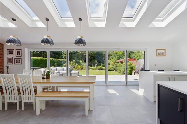 Croft Architecture Modern House Extension