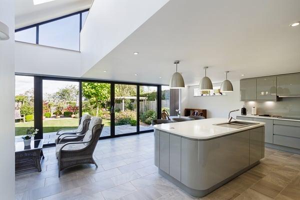 Croft Architecture Contemporary Kitchen