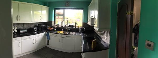 Croft Architecture Kitchen Before