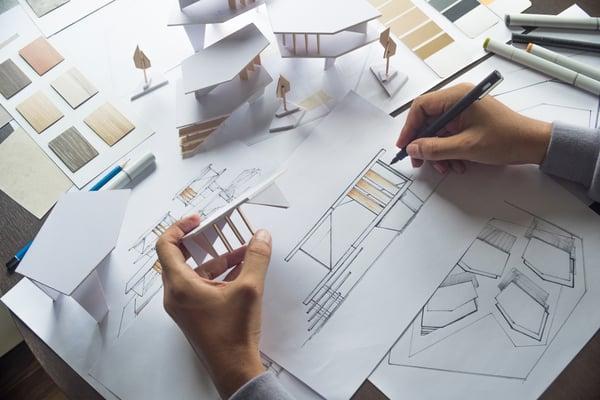 Croft Architecture's architectural services