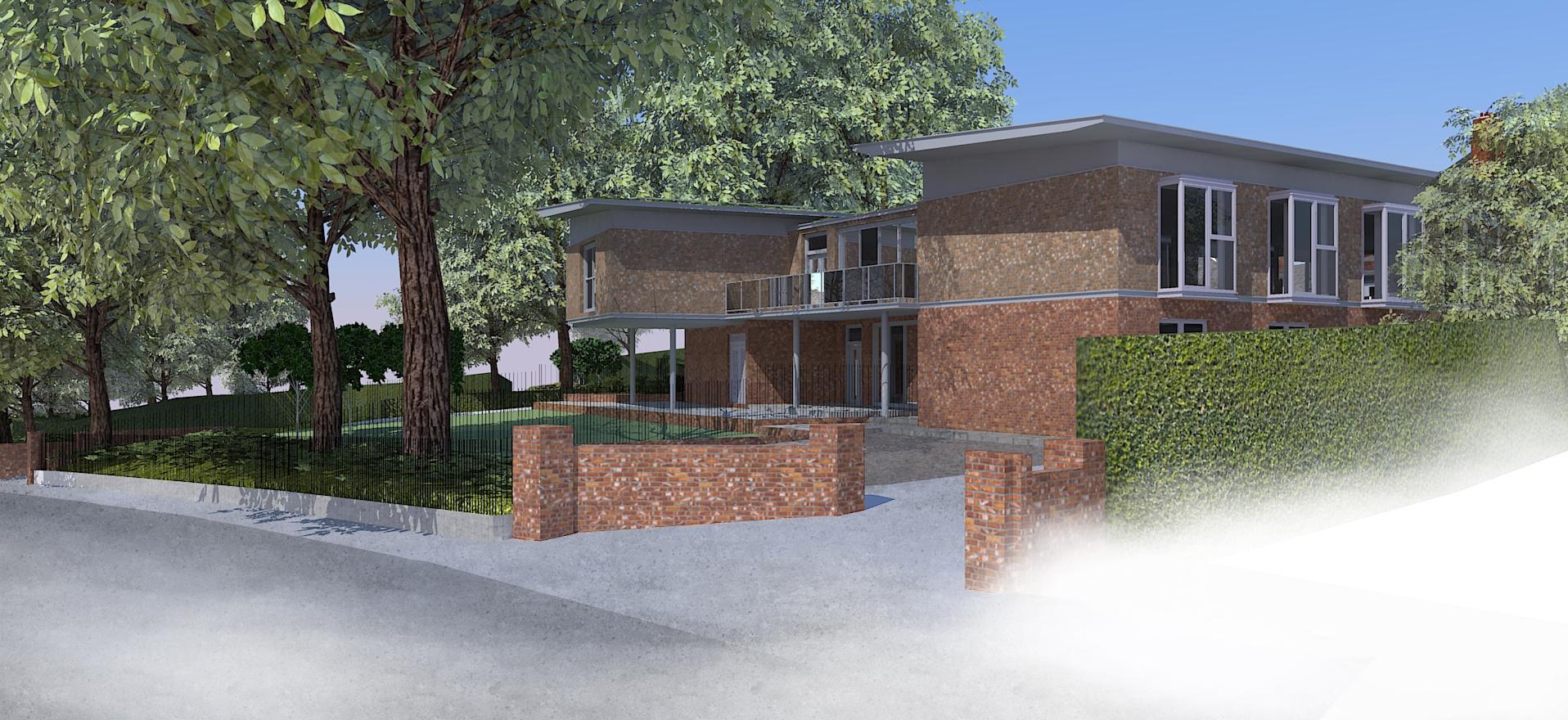 Croft Architecture Dementia Care Home