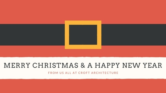 Merry Christmas from Croft Architecture