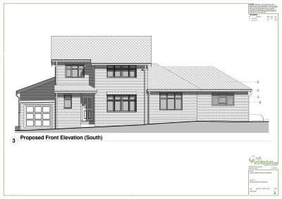 Accessible Home Croft Architecture