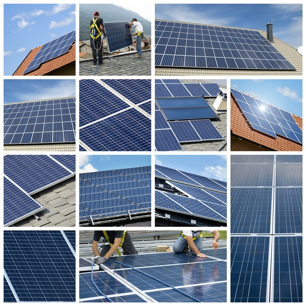Solar Energy Croft Architecture