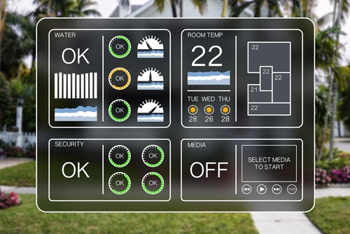 Smart Home Technology Croft Architecture