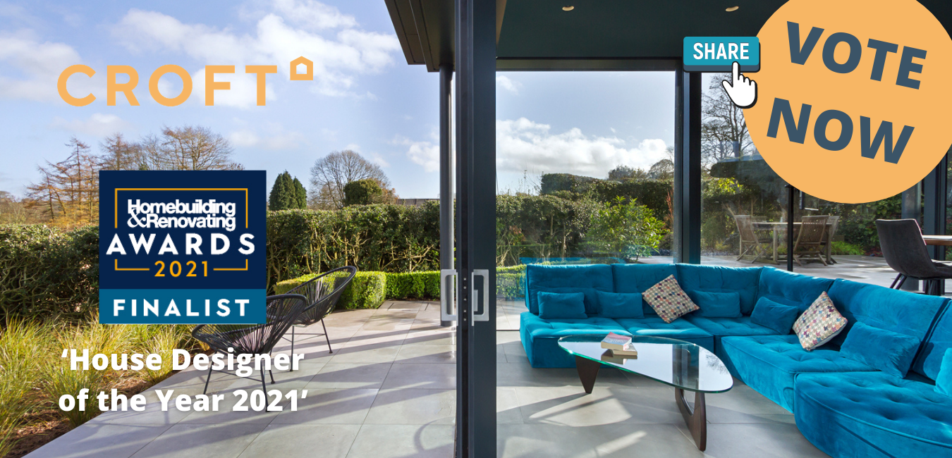Croft for National House Designer of the Year