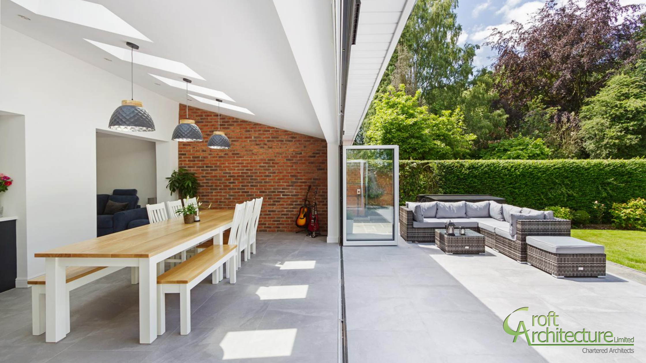 Croft Architecture add value and save you money