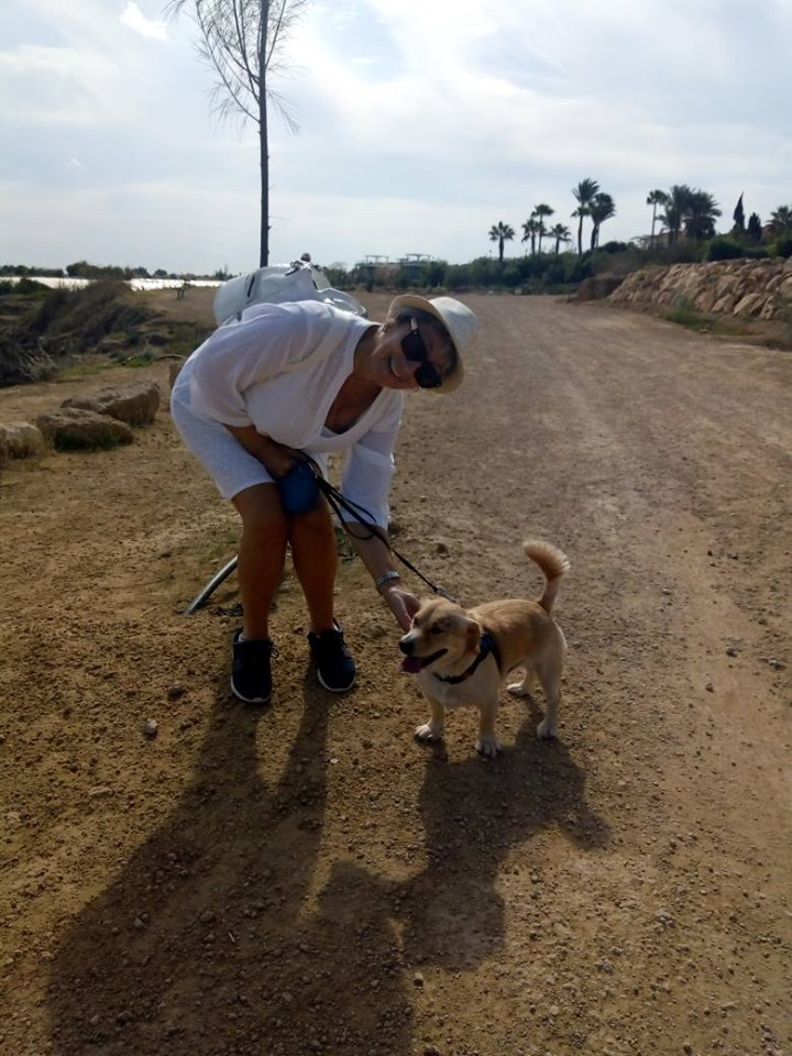 Paralimni Charity Dog Walk Cyprus
