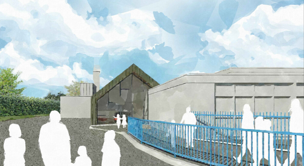 Croft Architecture Plans Approved On Project To Transform Lichfield Primary School