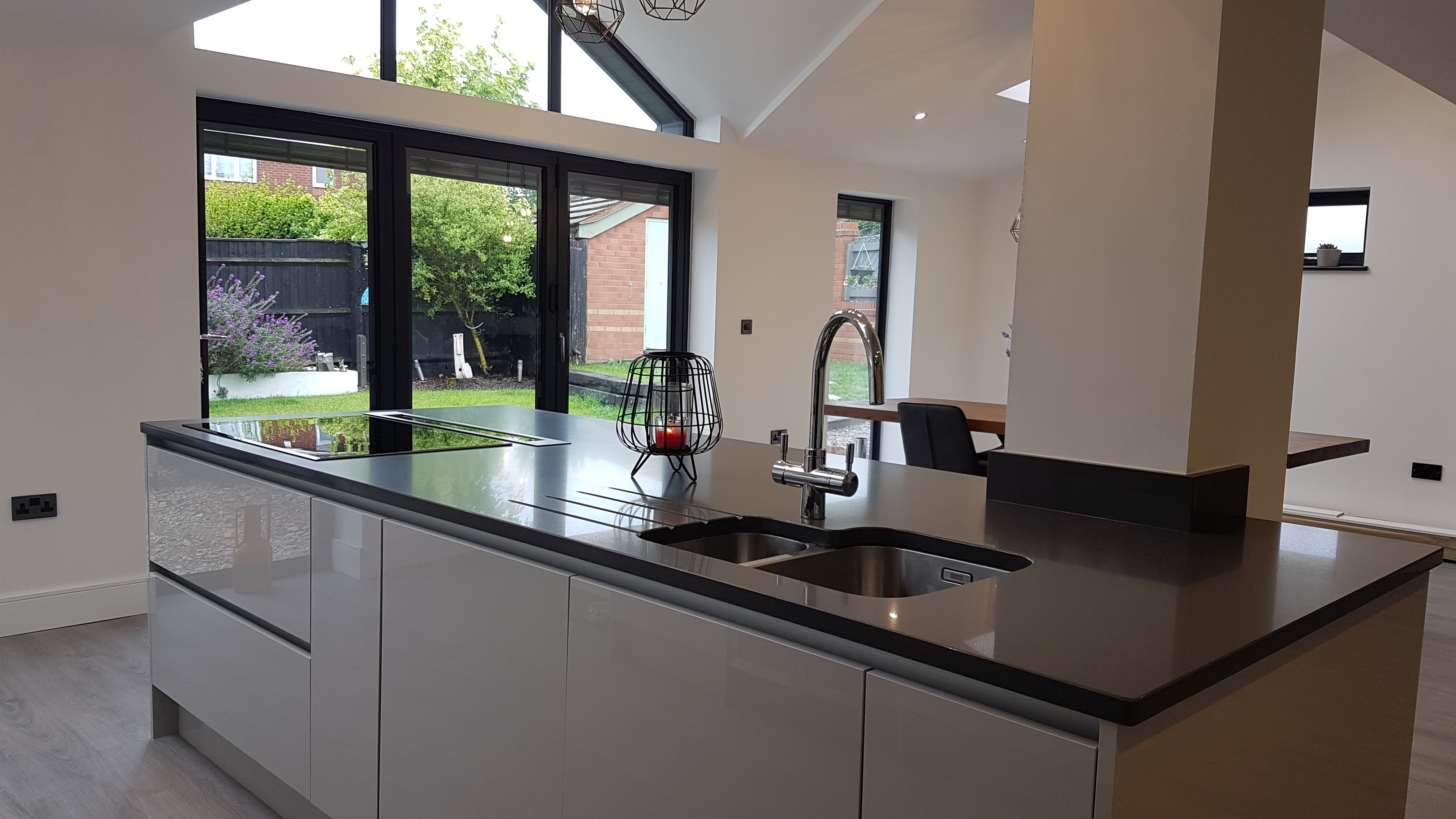 Croft Architecture plan the perfect kitchen with The Rigid Kitchen Company