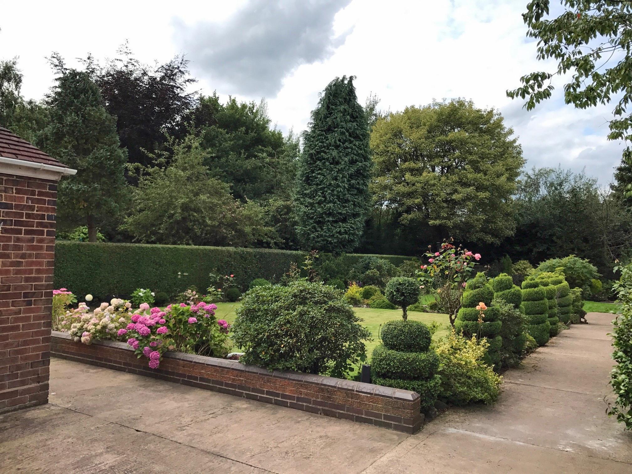 Croft Architecture Home Renovation & Extension Rear Garden