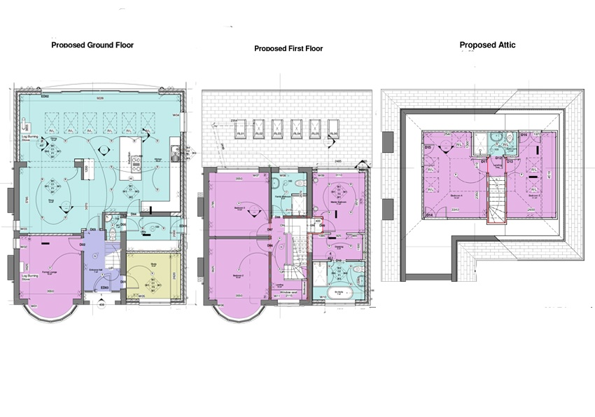 Croft Architecture Home Renovation & Extension Plans