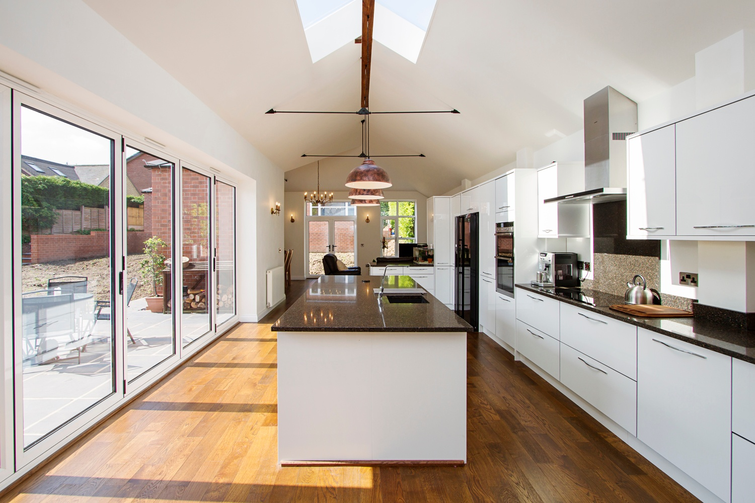 Croft Architecture revisits whom we helped to extend their grand Victorian home