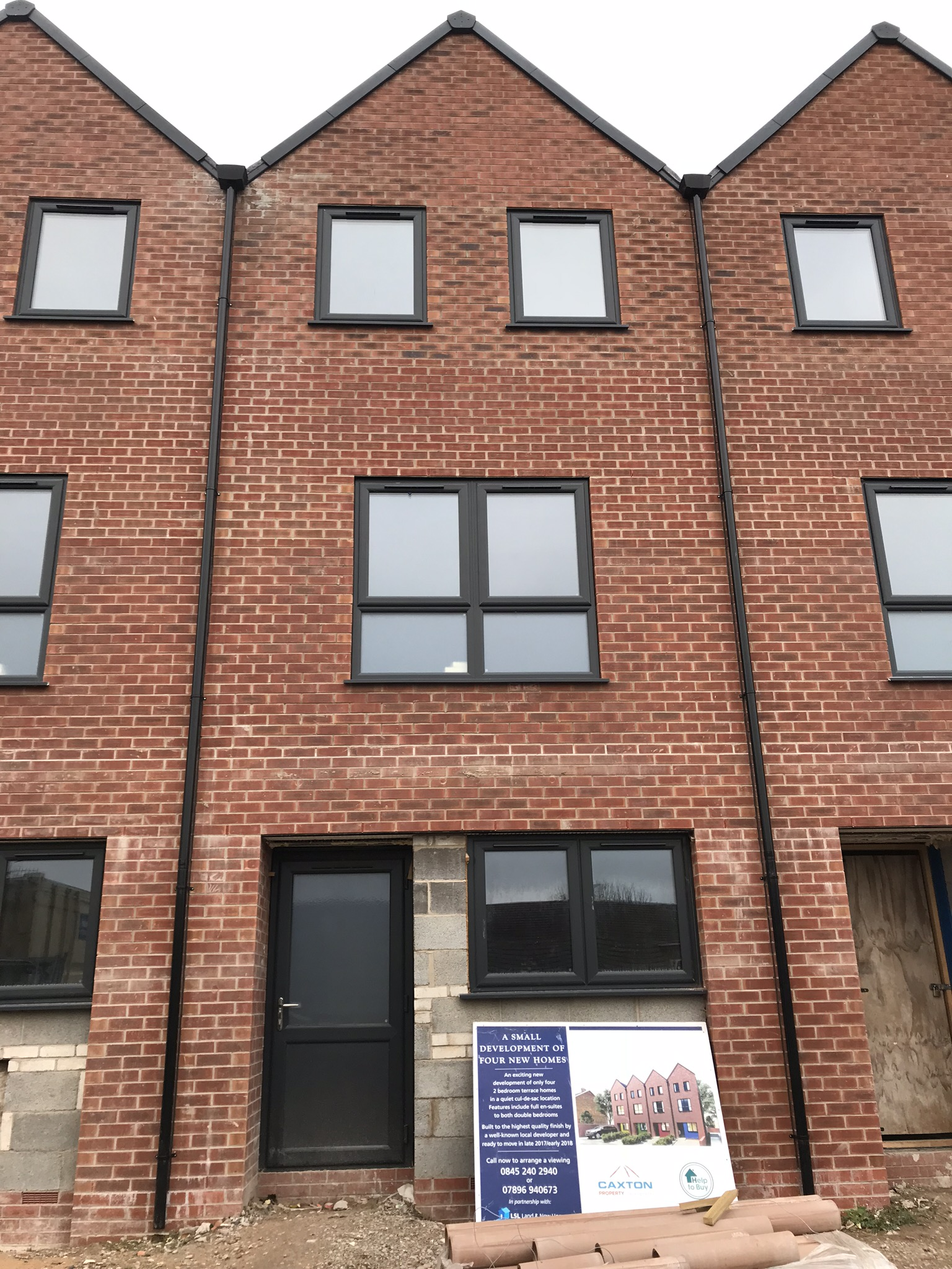 New Affordable Housing Stoke On Trent Croft Architecture