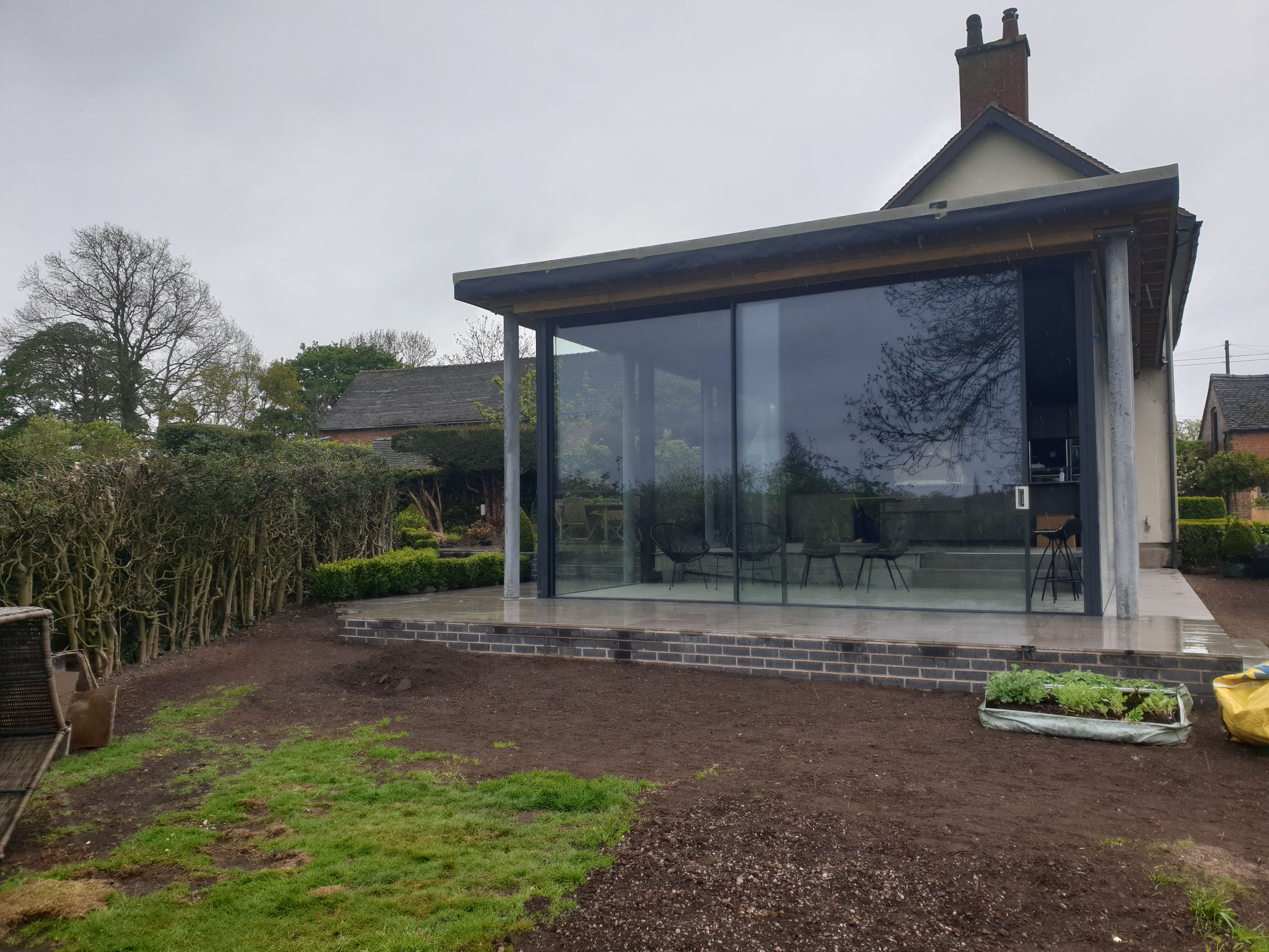 Croft Architecture Listed Building Consent