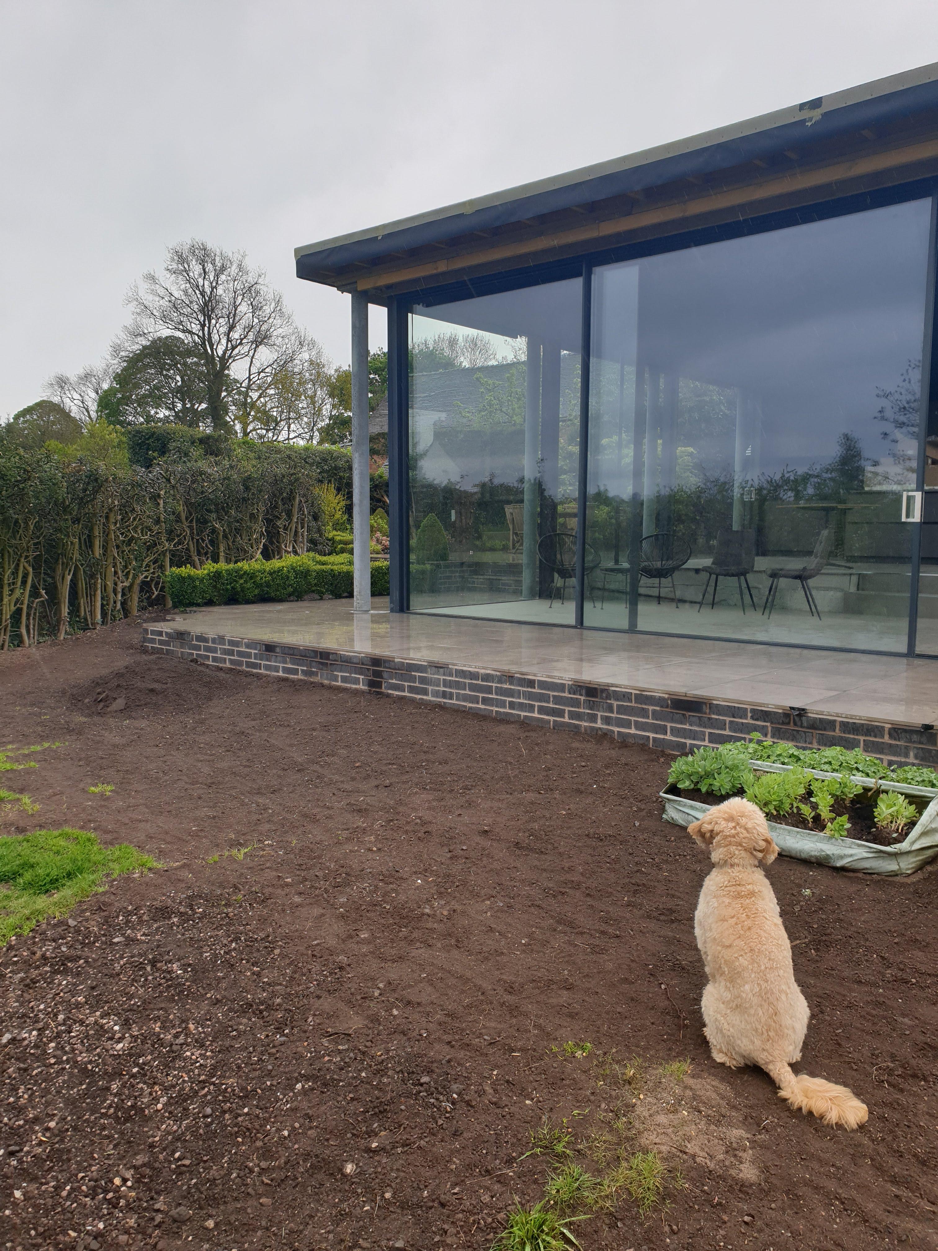 Croft Architecture Minimal Glazing Listed Property