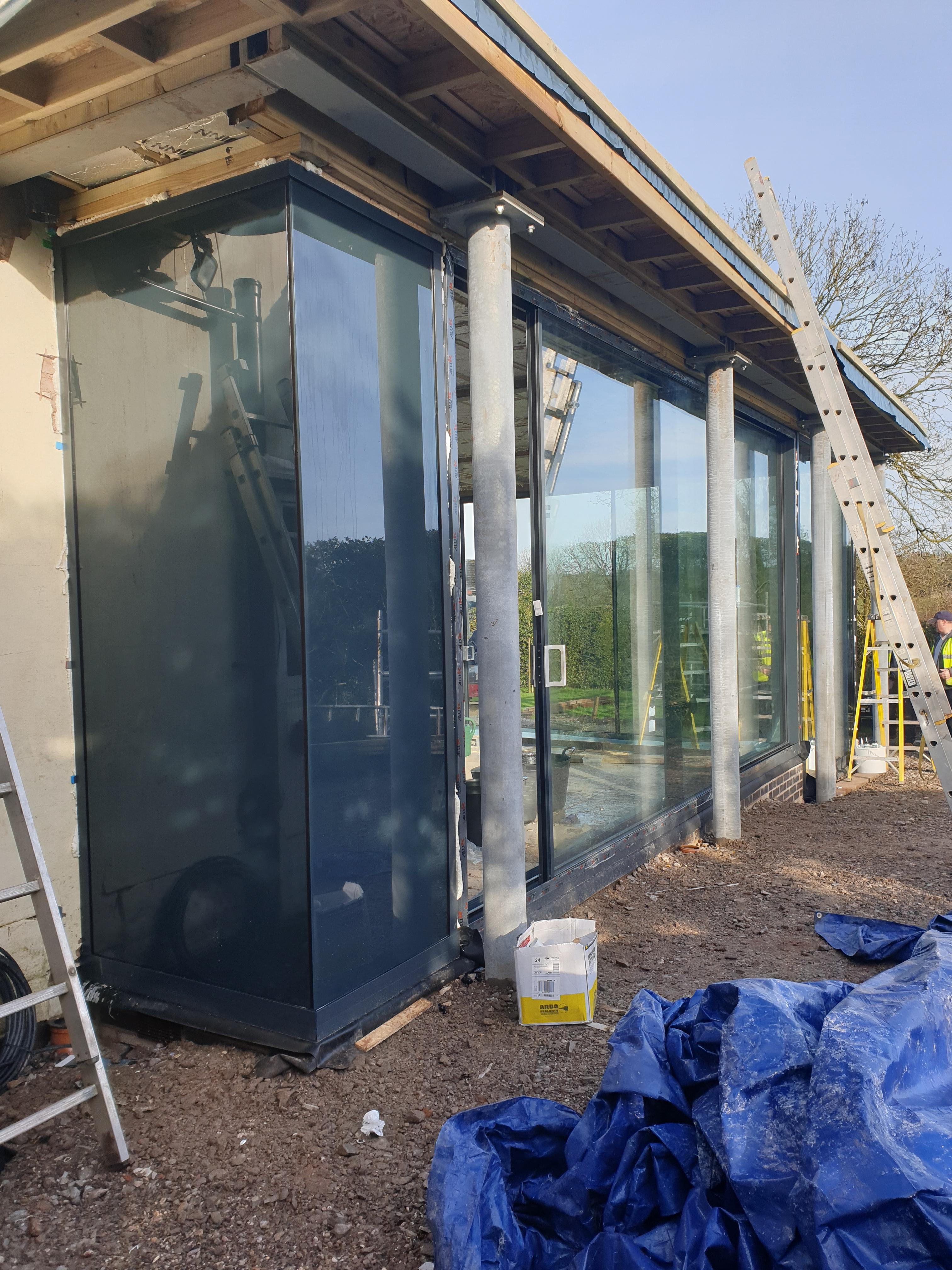 Croft Architecture Glazing Installed to Grade II Listed House