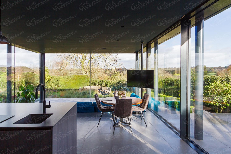 Croft Architecture Cottage Extension UnderFloor Heating