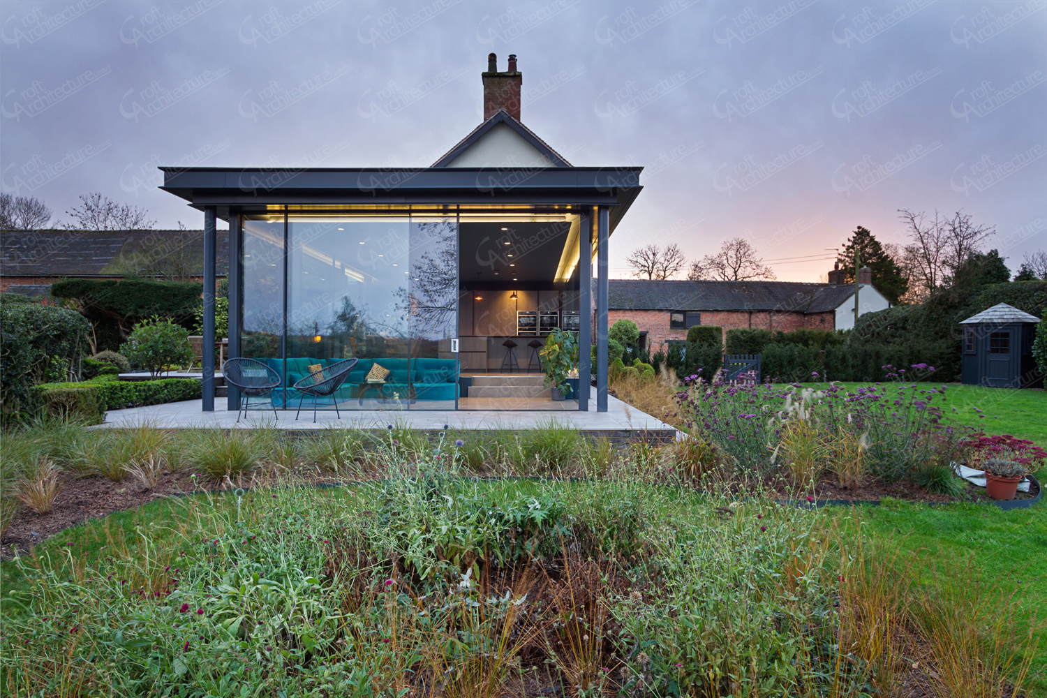 Croft Architecture Listed Property Extension