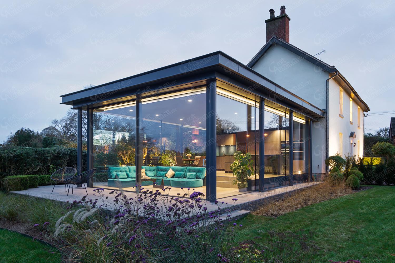 Croft Architecture Contemporary Extension