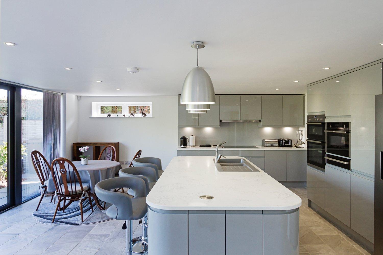 Croft Architecture Sustainable Self Build Kitchen