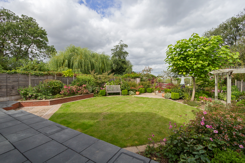 Croft Architecture Sustainable Self Build Garden
