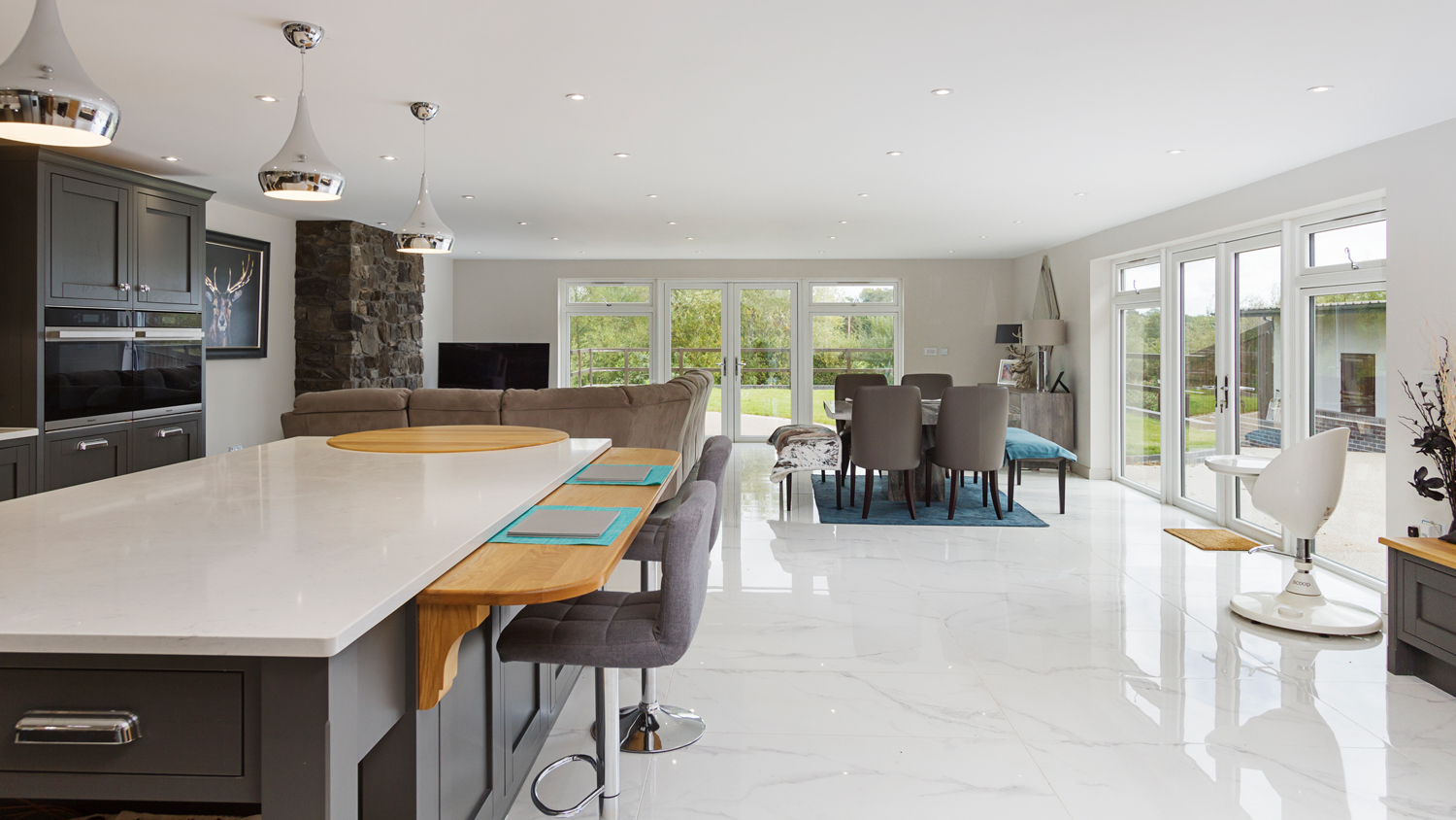 Croft Architecture Create a Spacious extension and renovation for family life