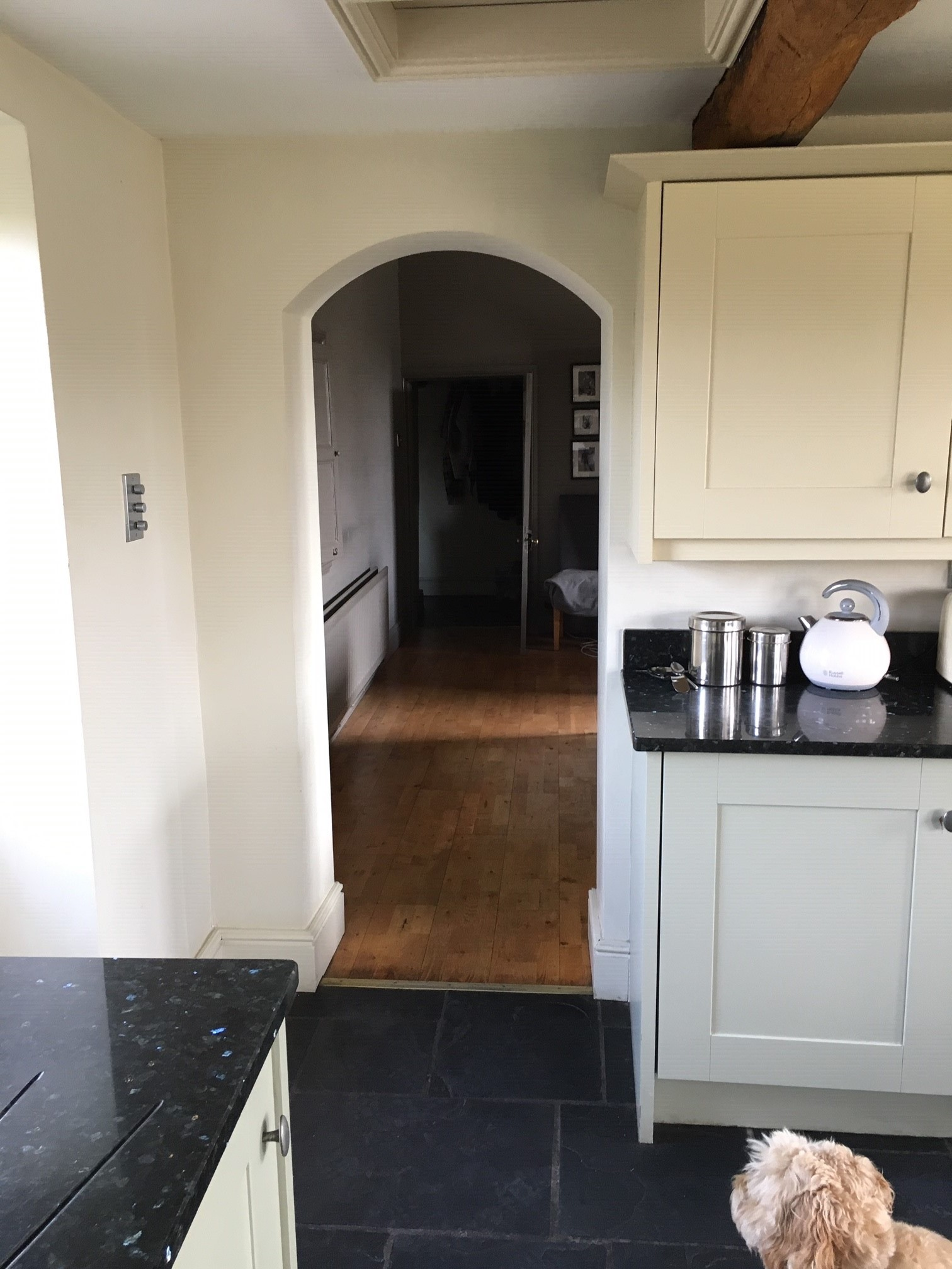 Croft Architecture Listed Property Kitchen Extension